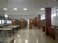 Sala de Humanidades. Biblioteca Central UCV. Foto: Mayerling Zapata López.