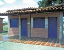 Uno de los 15 quioscos del Centro Artesanal de Barbacoas. Foto IPC.