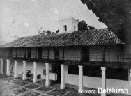 Se visualiza la parte interna de la mansión colonial. Foto archivo del cronista de Barinas.