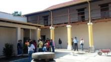 La cárcel real rehabilitada, en 2012. Foto Abrebrecha.com
