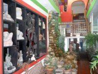 Salón interno, planta baja, del MAVHA. Foto M. Araque.