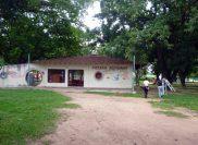 Cafetería del parque Los Mangos, de la ciudad de Barinas. Estado Barinas, Venezuela.