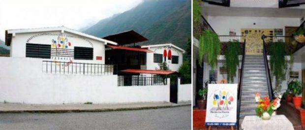 Escuela de Música Adela de Burelli, Trujillo, sede de El Sistema de Orquestas de Venezuela, núcleo La Puerta.