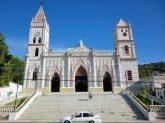 Iglesia de Capacho Nuevo, municipio Independencia del estado Táchira.