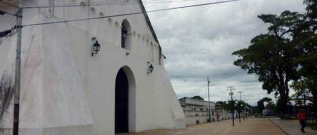 Iglesia San Nicolás de Bari, una joya del siglo XVII venezolano, en Barinas.