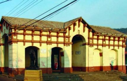 Mercado municipal de Capacho Nuevo, municipio Independencia. Estado Táchira, Venezuela.