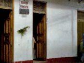 Bodega La Principal, patrimonio cultural de Boconó, estado Trujillo, Venezuela.