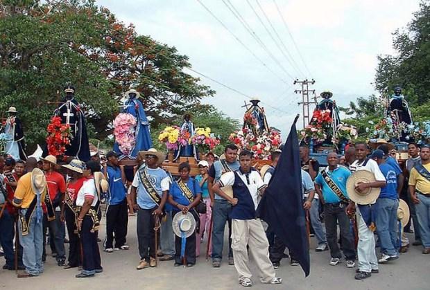 Devoción de San Benito, una fiesta multicultural en el occidente de Venezuela. Folclor y sincretismo religioso venezolano.