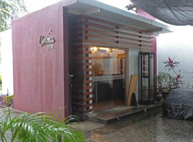 Coima Café, construcción turística reciente en Casacoima, monumento histórico nacional. de Venezuela. Patrimonio cultural del estado Portuguesa.