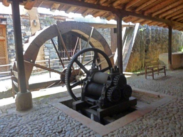 Equipo de la colección del Museo Trapiche de los Clavo. Patrimonio cultural de Boconó, estado Trujillo. Venezuela.