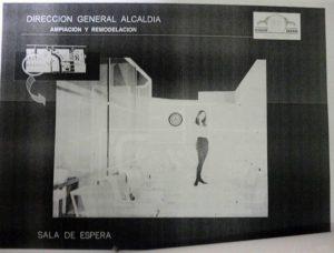 Ampliación y remodelación de un área del Palacio Municipal de Barinas, en 2004.