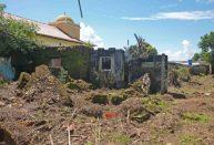 El monte se tragó la casa de los Arvelo. Patrimonio cultural de Barinas, Venezuela, en peligro.