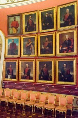 Patrimonio histórico nacional de Venezuela en riesgo.