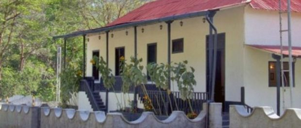 Hacienda Boquerón, patrimonio del estado Monagas, Venezuela.