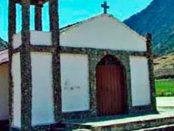 Iglesia de Gavidia, patrimonio cultural del estado Mérida. Venezuela.