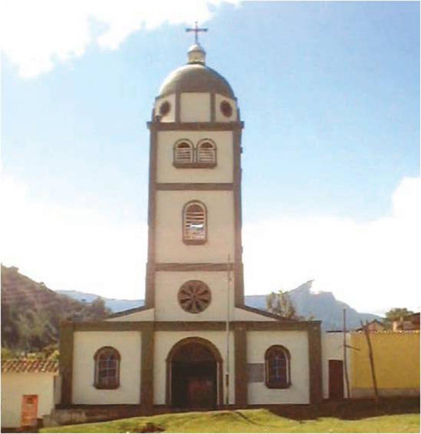 Iglesia San Vicente Ferrer