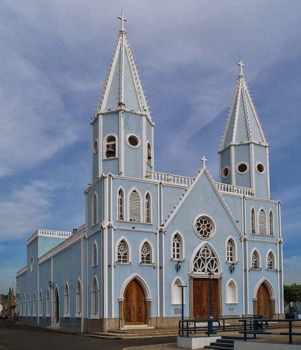 glesia Santa Lucía, patrimonio en peligro. Maracaibo, estado Zulia. Venezuela.