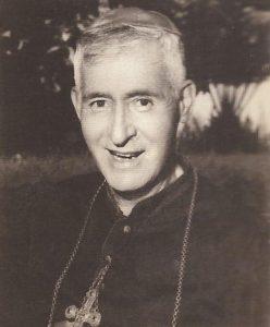 Monseñor José Rafael Pulido Méndez. Escultura, patrimonio cultural de la ciudad de Mérida, Venezuela.