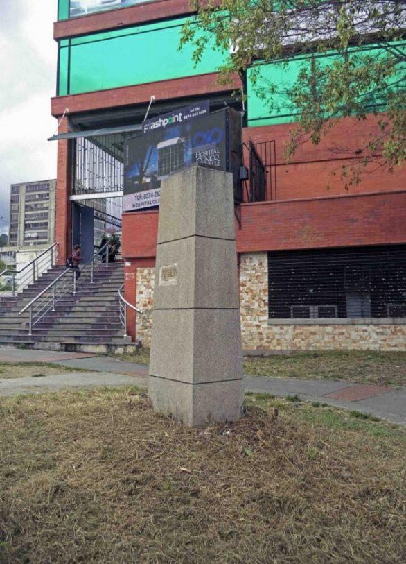 Patrimonio histórico de Mérida en peligro. Venezuela.