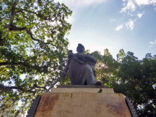 Plaza Bolívar de Boconó, patrimonio cultural de Venezuela.