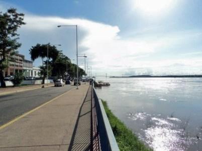casco histórico de Ciudad Bolívar. Patrimonio cultural venezolano en peligro.