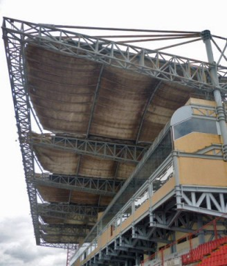 Estadio La Carolina / Estadio Agustín Tovar