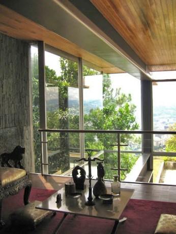 Interiores de la Casa González Gorrondona. Foto blog La forma moderna en Latinoamérica.