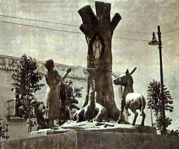 Monumento a Nuestra Señora de la Corteza, Acarigua, Portuguesa. Bien de interés cultural venezolano.