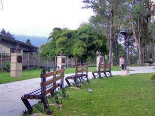 Parque de Los Escritores Merideños. Patrimonio cultural de la ciudad de Mérida, Venezuela, en riesgo.