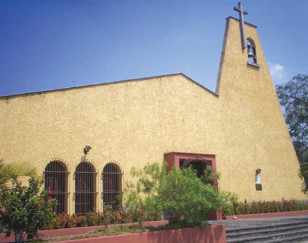 Iglesia Nuestra Señora del Carmen de Araira