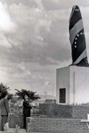 Plaza Padre Blanco. Monumento a José Félix Blanco. Patrimonio cultural de Portuguesa.