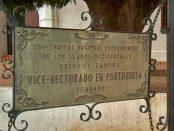 vicerrectorado de la Unellez, antiguo convento San Francisco. Guanare, Portugesa. Monumento histórico nacional de venezuela
