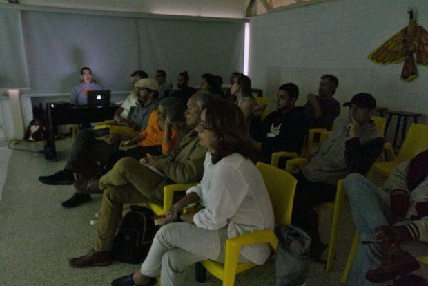 Taller-beca de fotogrametría. Alianza Arc/Project IAM Venezuela.