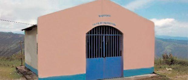 Capilla-la-Divina-Pastora. Patrimonio Cultural de Venezuela.