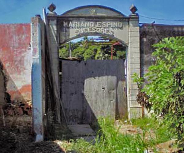 El portón de los espino. Patrimonio cultural de Guanta, estado Anzoátegui.