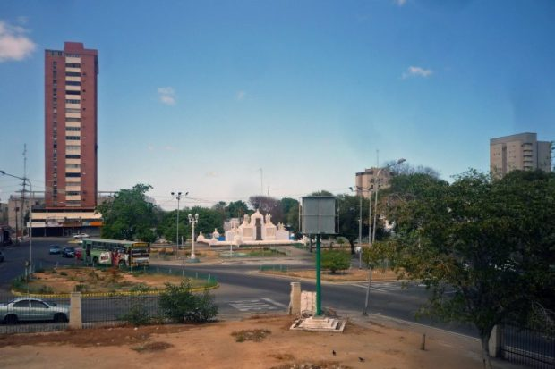 Plaza Indio Mara de Maracaibo. Patrimonio cultural en riesgo.