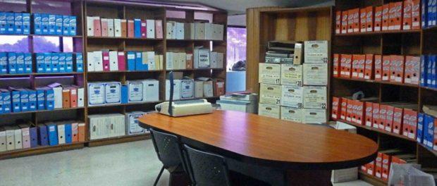 Archivo General de Barinas. Patrimonio cultural de Venezuela.