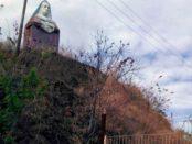 Monumento a la Beata Candelaria de San José. San Juan de Los Morros, Guárico. Patrimonio cultural en riesgo.