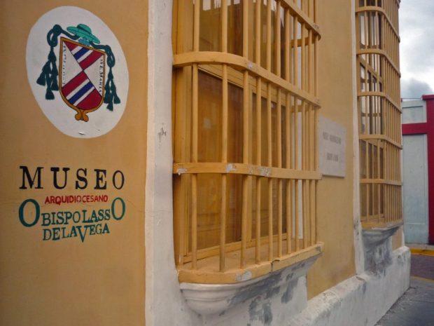 Museo Arquidiocesano Obispo Lasso. Patrimonio cultural de Maracaibo en peligro. Estado Zulia, Venezuela.