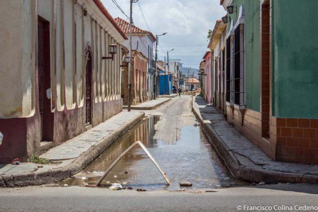 Casa de la Poesía de Coro. Patrimonio cultural en peligro. Casco histórico de Coro Venezuela.