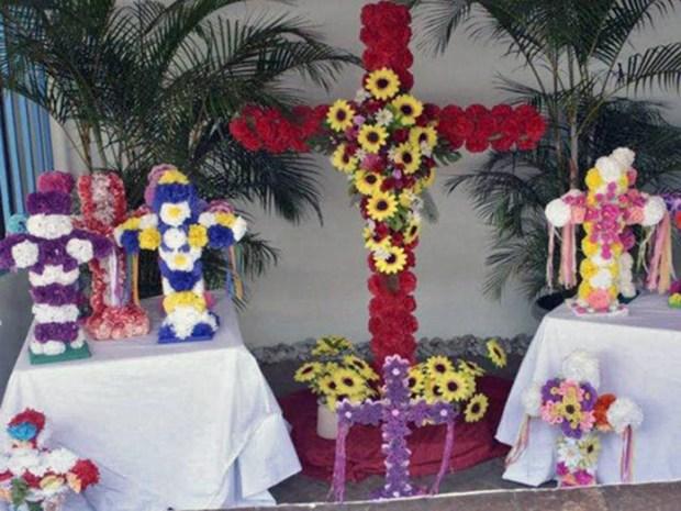 Velorio de la Cruz de Mayo. Naguanagua, estado Carabobo. Patrimonio inmaterial de Venezuela.