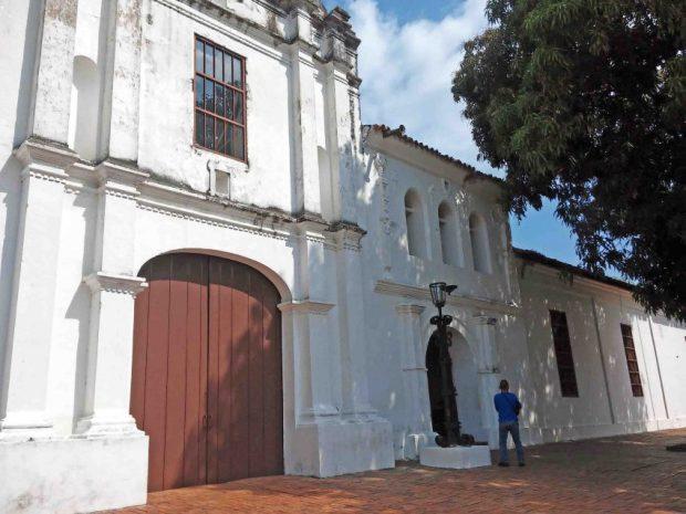Convento San Francisco, Guanare, Portuguesa. Patrimonio histórico y arquitectónico de Venezuela.