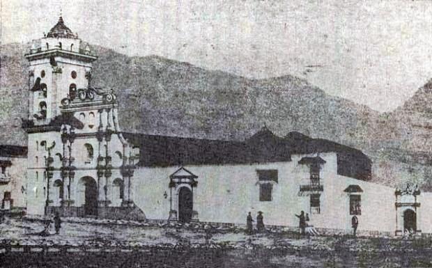 Catedral de Caracas. Monumento Nacional de Venezuela. Patrimonio arquitectónico y cultural, que data del siglo XVI.