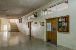 Entrada del Museo y la Biblioteca. Foto: Luis Chacín.