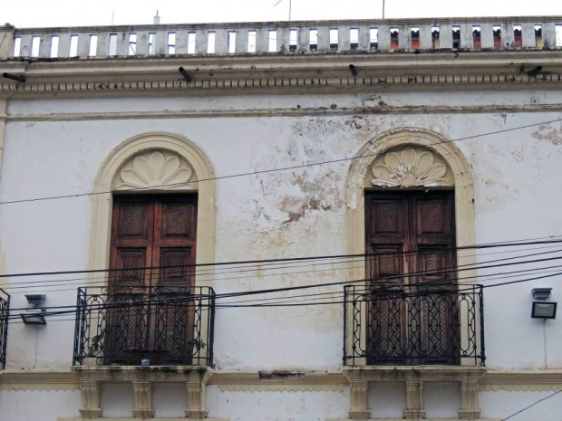 Casa de la Cultura Juan Félix Sánchez, patrimonio arquitectónico de Mérida. Venezuela. Siglo XIX.