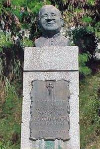 Monumento al Cardenal Quintero. Patrimonio cultural de Mérida, Venezuela, en peligro.