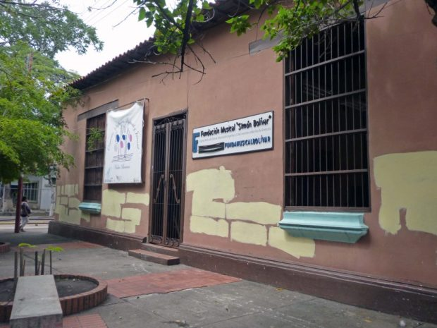 Orquesta Simón Bolívar. Sede de Fundamusical en Barinas. Patrimonio cultural de Venezuela en peligro. Alerta.