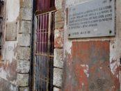 Casa de José María España. Casona colonial del siglo XVIII. Patrimonio cultural de Vargas, Venezuela, en peligro.