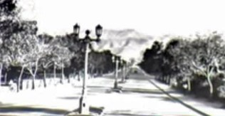 Plaza Francia de Altamira, patrimonio arquitectónico de Venezuela.