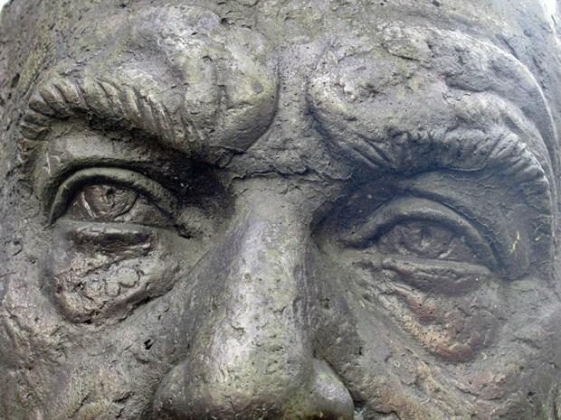 Monumento a Mariano Picón Salas. Mérida, estado Mérida - Venezuela. Patrimonio cultural de Venezuela.